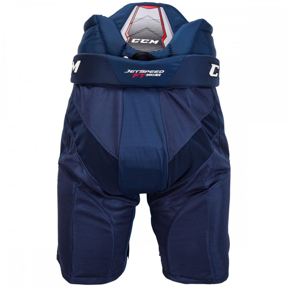 Kalhoty CCM Jetspeed FT390 JR, tmavě modrá, Junior, S